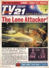 Cover Thumbnail for TV Century 21 (City Magazines; Century 21 Publications, 1965 series) #44
