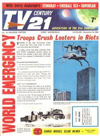 Cover Thumbnail for TV Century 21 (City Magazines; Century 21 Publications, 1965 series) #49
