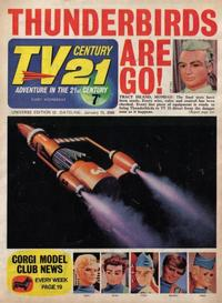 Cover Thumbnail for TV Century 21 (City Magazines; Century 21 Publications, 1965 series) #52