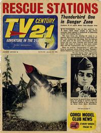 Cover Thumbnail for TV Century 21 (City Magazines; Century 21 Publications, 1965 series) #54
