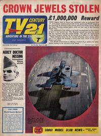 Cover Thumbnail for TV Century 21 (City Magazines; Century 21 Publications, 1965 series) #59