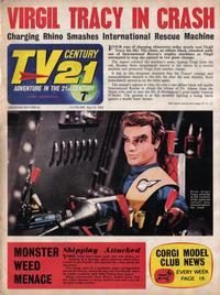 Cover Thumbnail for TV Century 21 (City Magazines; Century 21 Publications, 1965 series) #64