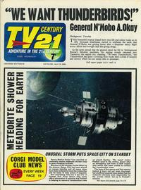 Cover Thumbnail for TV Century 21 (City Magazines; Century 21 Publications, 1965 series) #65
