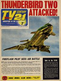 Cover Thumbnail for TV Century 21 (City Magazines; Century 21 Publications, 1965 series) #67