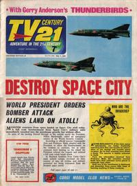 Cover Thumbnail for TV Century 21 (City Magazines; Century 21 Publications, 1965 series) #68