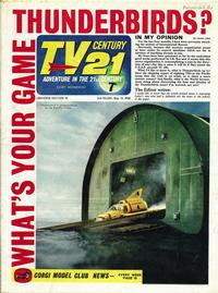 Cover Thumbnail for TV Century 21 (City Magazines; Century 21 Publications, 1965 series) #70