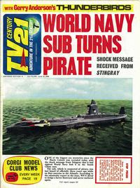 Cover Thumbnail for TV Century 21 (City Magazines; Century 21 Publications, 1965 series) #74