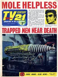 Cover Thumbnail for TV Century 21 (City Magazines; Century 21 Publications, 1965 series) #81