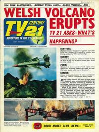 Cover Thumbnail for TV Century 21 (City Magazines; Century 21 Publications, 1965 series) #83
