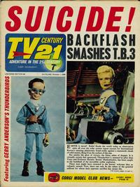 Cover Thumbnail for TV Century 21 (City Magazines; Century 21 Publications, 1965 series) #89