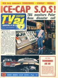 Cover for TV Century 21 (City Magazines; Century 21 Publications, 1965 series) #100