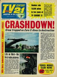 Cover Thumbnail for TV Century 21 (City Magazines; Century 21 Publications, 1965 series) #104