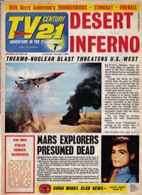 Cover Thumbnail for TV Century 21 (City Magazines; Century 21 Publications, 1965 series) #108