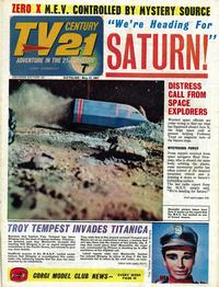 Cover Thumbnail for TV Century 21 (City Magazines; Century 21 Publications, 1965 series) #123
