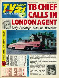 Cover Thumbnail for TV Century 21 (City Magazines; Century 21 Publications, 1965 series) #128