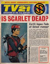 Cover for TV Century 21 (City Magazines; Century 21 Publications, 1965 series) #146