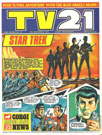 Cover Thumbnail for TV21 (City Magazines, 1970 series) #59