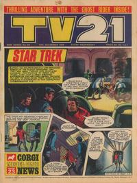 Cover Thumbnail for TV21 (City Magazines, 1970 series) #64