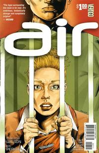 Cover Thumbnail for Air (DC, 2008 series) #7
