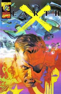 Cover Thumbnail for Earth X (Marvel; Wizard, 2000 series) #1/2