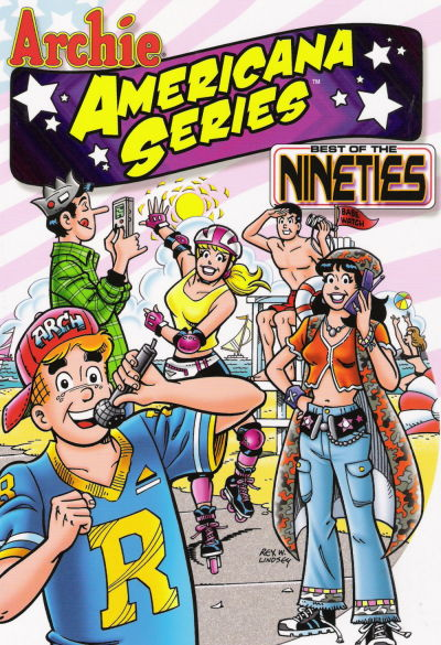 Cover for Archie Americana Series (Archie, 1991 series) #9 - Best of the Nineties