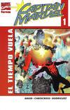 Cover for Capitán Marvel (Planeta DeAgostini, 2003 series) #1
