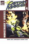 Cover for Capitán Marvel (Planeta DeAgostini, 2003 series) #4