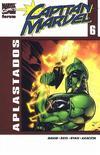 Cover for Capitán Marvel (Planeta DeAgostini, 2003 series) #6