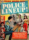 Cover for Police Line-Up (Avon, 1951 series) #4