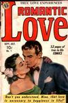 Cover for Romantic Love (Avon, 1949 series) #1