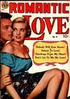 Cover for Romantic Love (Avon, 1949 series) #4