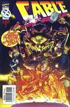 Cover for Cable (Planeta DeAgostini, 1996 series) #7