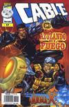 Cover for Cable (Planeta DeAgostini, 1996 series) #17
