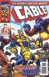 Cover for Cable (Planeta DeAgostini, 1996 series) #27