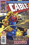 Cover for Cable (Planeta DeAgostini, 1996 series) #30