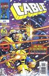 Cover for Cable (Planeta DeAgostini, 1996 series) #33