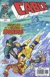 Cover for Cable (Planeta DeAgostini, 1996 series) #34