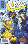 Cover for Cable (Planeta DeAgostini, 1996 series) #36