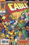 Cover for Cable (Planeta DeAgostini, 1996 series) #38