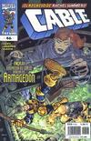 Cover for Cable (Planeta DeAgostini, 1996 series) #46