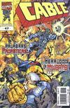 Cover for Cable (Planeta DeAgostini, 1996 series) #47
