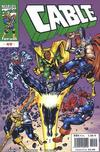 Cover for Cable (Planeta DeAgostini, 1996 series) #49