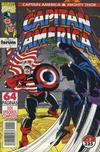 Cover for Capitán América & Thor El Poderoso (Planeta DeAgostini, 1993 series) #3