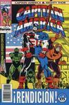 Cover for Capitán América & Thor El Poderoso (Planeta DeAgostini, 1993 series) #4
