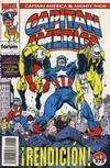 Cover for Capitán América & Thor El Poderoso (Planeta DeAgostini, 1993 series) #5