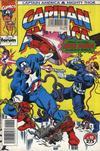 Cover for Capitán América & Thor El Poderoso (Planeta DeAgostini, 1993 series) #10