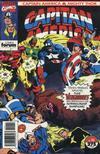 Cover for Capitán América & Thor El Poderoso (Planeta DeAgostini, 1993 series) #11