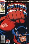 Cover for Capitán América & Thor El Poderoso (Planeta DeAgostini, 1993 series) #13