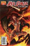 Cover Thumbnail for Red Sonja (2005 series) #42 [Cover B]