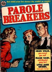 Cover Thumbnail for Parole Breakers (Avon, 1951 series) #2 (1)